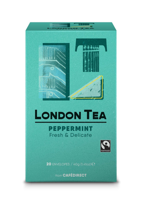 Pure Peppermint Tea by London Tea Company