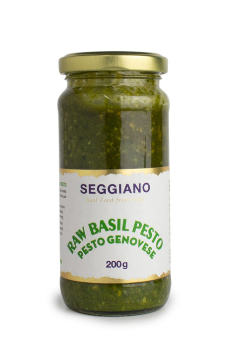 Raw Basil Pesto by Seggiano