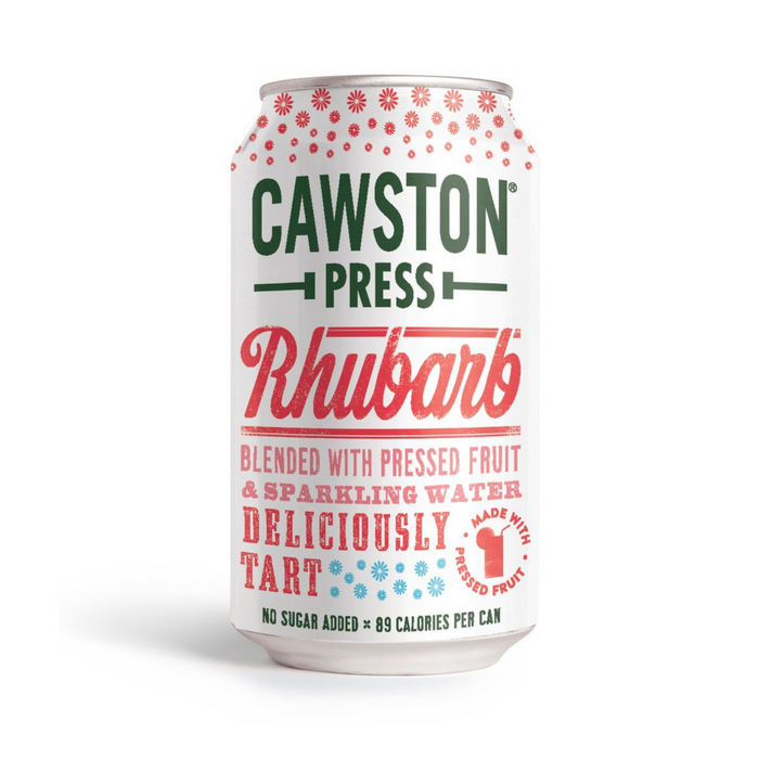 Sparkling Apple & Rhubarb Presse by Cawston Press