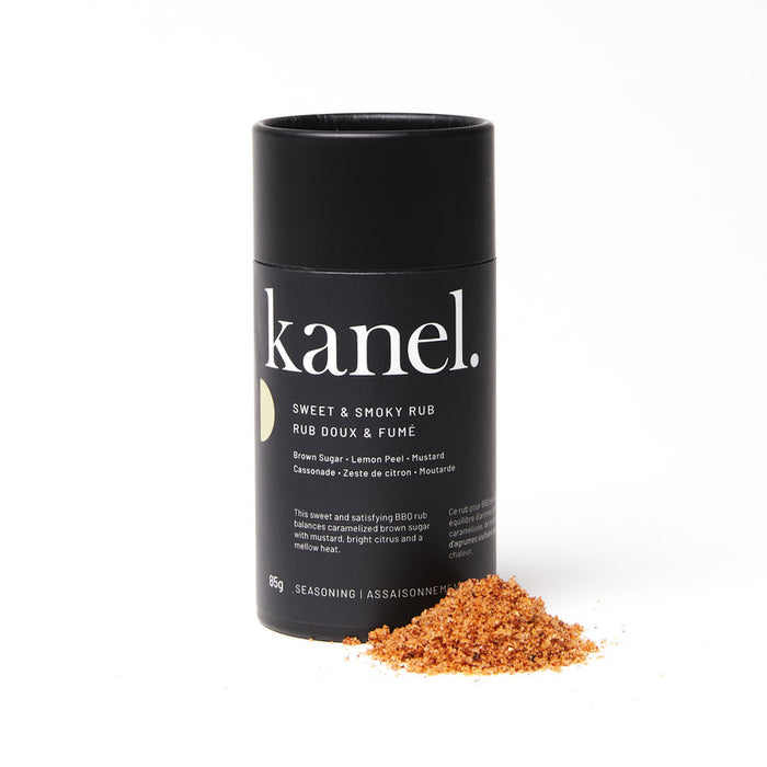 Sweet & Smoky Rub by Kanel Spices