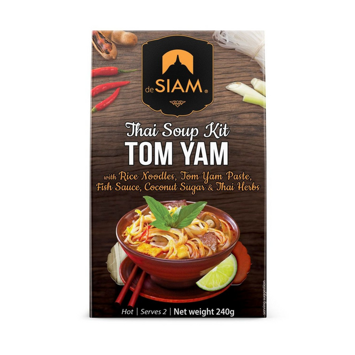 Tom Yam Soup Kit by DeSiam