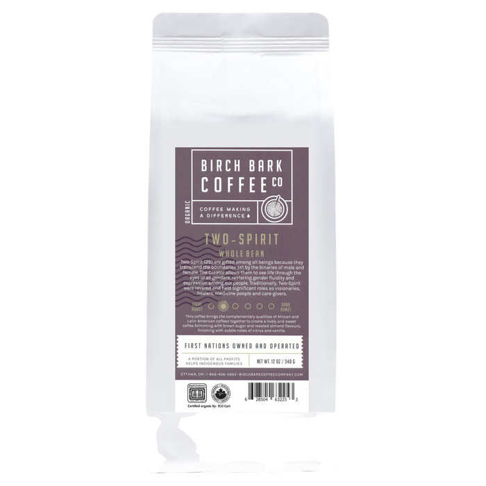 Two-Spirit (Light Roast) by Birch Bark Coffee