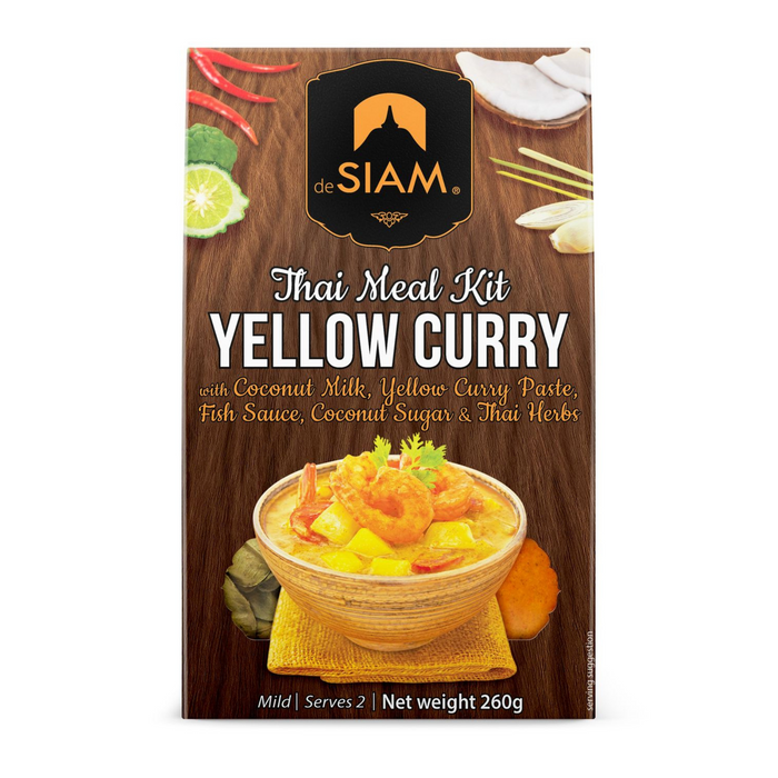 Yellow Curry Cooking Set by DeSiam