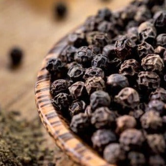 Black peppercorns 200g