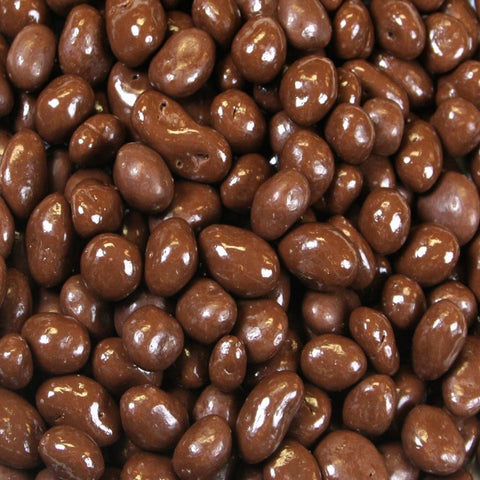 Milk chocolate raisins 250g