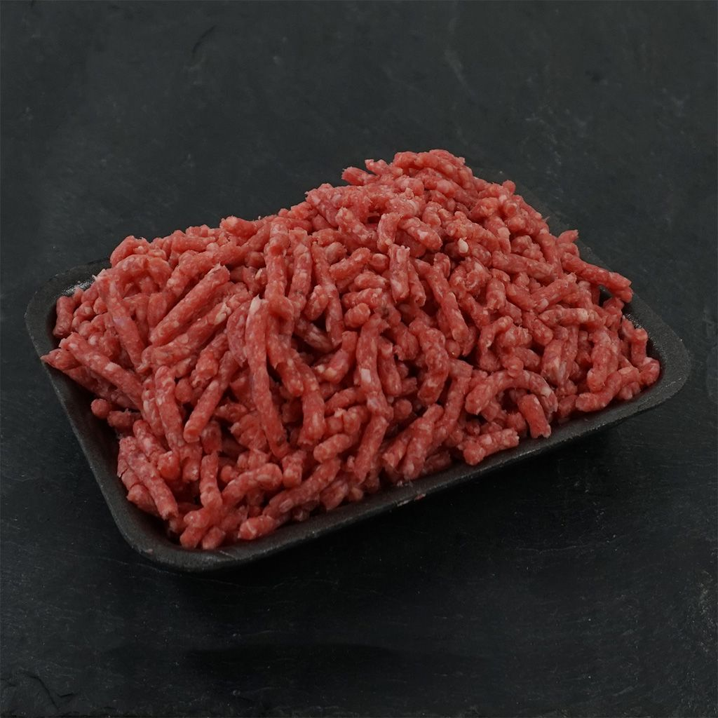 Minced beef - Cherries & Carrot Tops