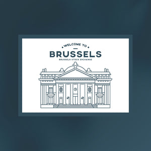 Welcome to Brussels | Beurs