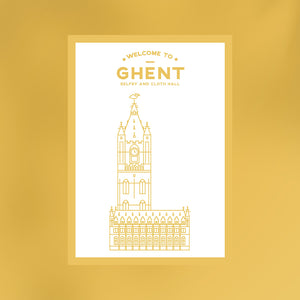 Welcome to Ghent | Belfort