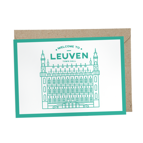 Welcome to Leuven | Stadhuis