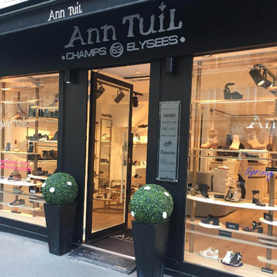 Ann Tuil Courcelles