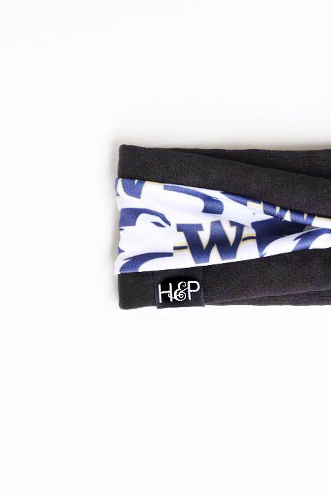 UW Huskie Ear Warmer