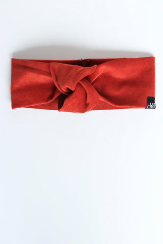 Anchor Knot - Burnt Orange