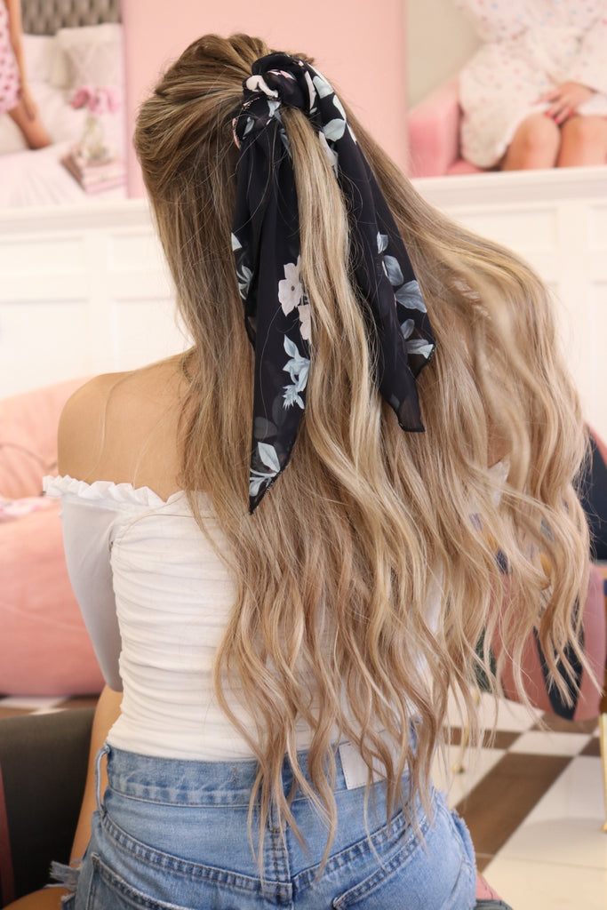 Dusk & Dawn Hair Scarf