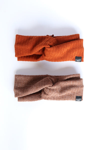 The Bowie Sweater Turban