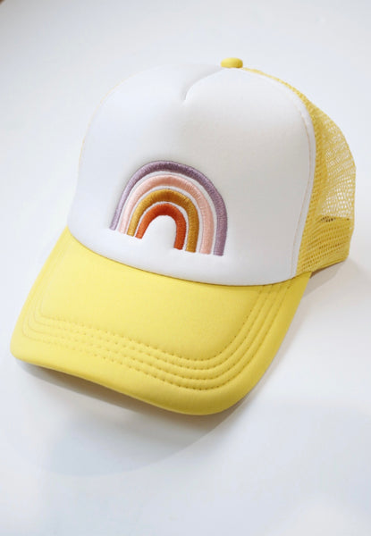Over the Rainbow Trucker Hat 🌈