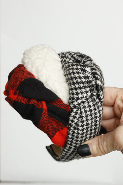 Via Buffalo Plaid