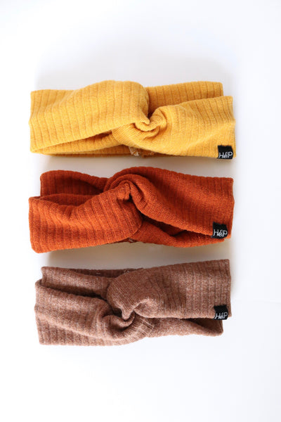 The Bowie Sweater Turban - 6 colors available