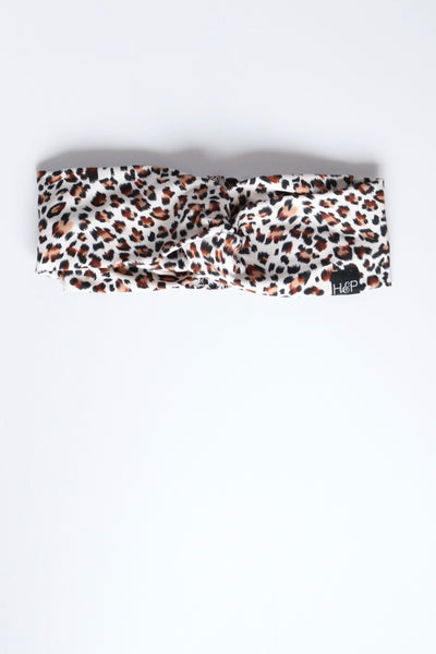 Georgio Leopard  Turban