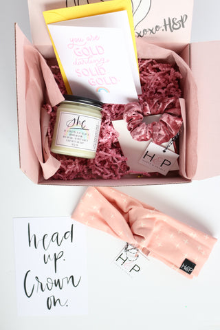 You Are Gold Darling Gift Box