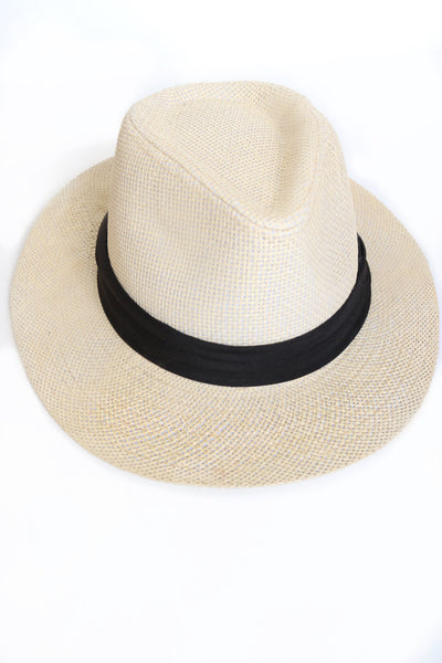 Beach Rider Straw Hat