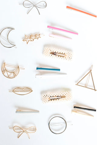 Barrette Variety Set (3)