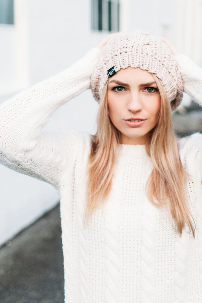 Knit Slouch