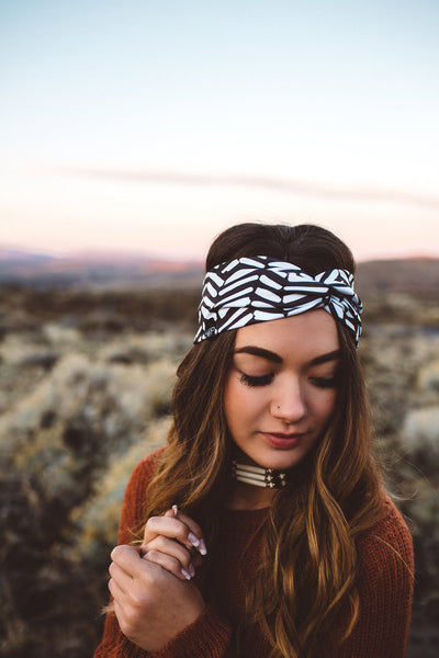 Borrego High Turban Head-wrap