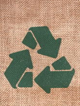 Load image into Gallery viewer, Durable Grocery Jute Bags- (pack of 2 Bags)