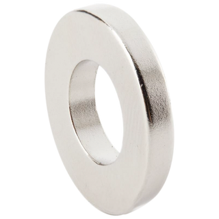 Rare Earth (Neodymium) Ring Magnets