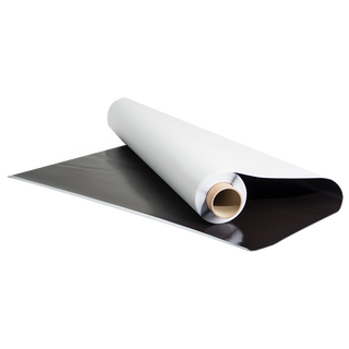 Magnetic Sheeting White