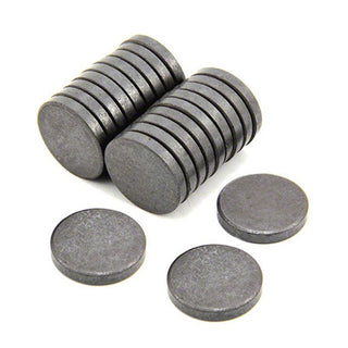 Ferrite Disc Magnet - 40mm x 10mm