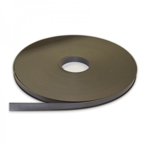 C-Channel Magnetic Label Holder Strip | 15mm x 1mm | 30m ROLL