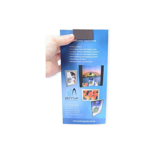Self-Adhesive Magnetic Patches | 20mm x 40mm x 0.8mm | 1,000 Patches Per Pack