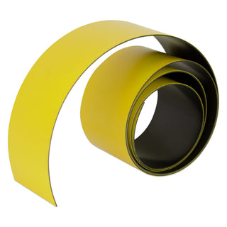 Yellow Magnetic Tape 50mm x 0.6mm | PER METRE
