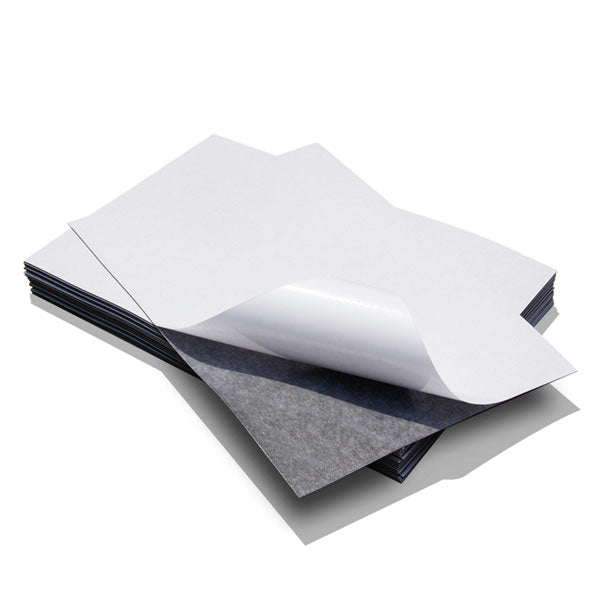 A4 Self-adhesive Magnetic Sheets .4mm