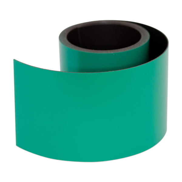 Green Magnetic Tape - 50mm x 0.6mm | PER METRE