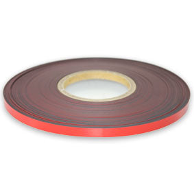 Roll of Red Magnetic Tape for sale!