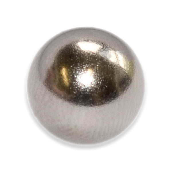 Neodymium Sphere - Diameter 25mm N35