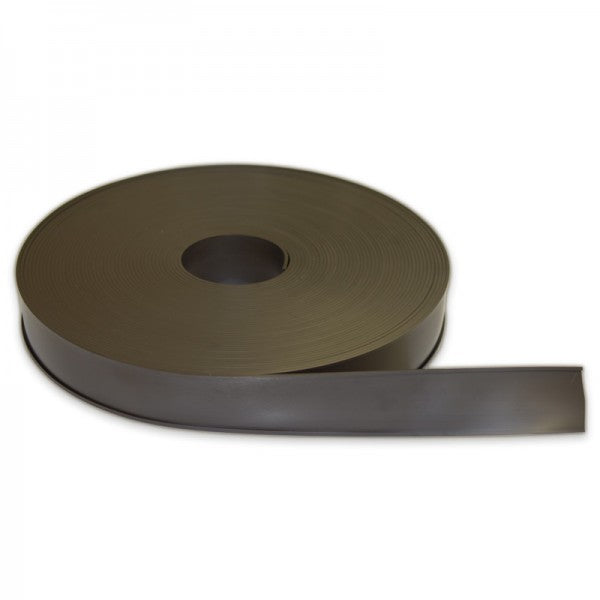 C-Channel Magnetic Label Holder Strip | 50mm x 1mm | 30m ROLL
