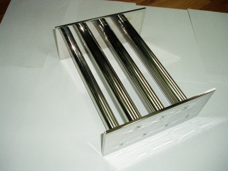 Separator Bar Tube Magnet - 25mm x 350mm | M6 Thread