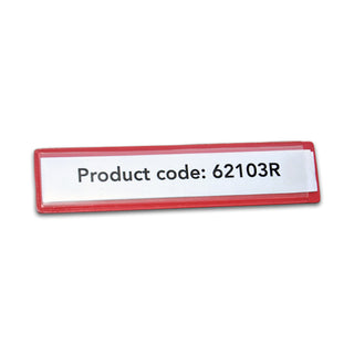 Magnetic Card Holder 110 x 25 x 0.7mm | Red