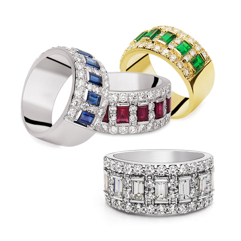 Royale Ring Collection
