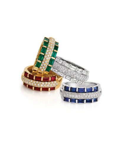 Riviera Ring Collection