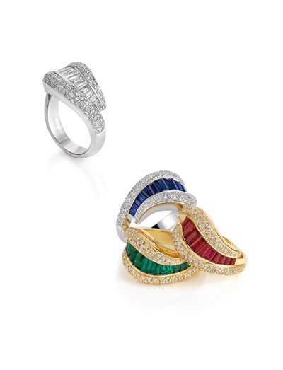 Symphony Ring Collection
