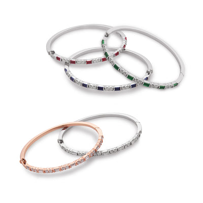 Unity Stackables Bangle Collection