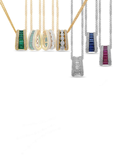 Serene Pendant Collection