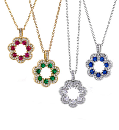 Daisy Pendant Collection