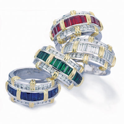 Vida Ring Collection