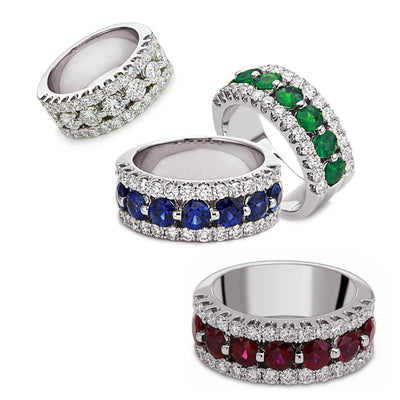 Aura Ring Collection