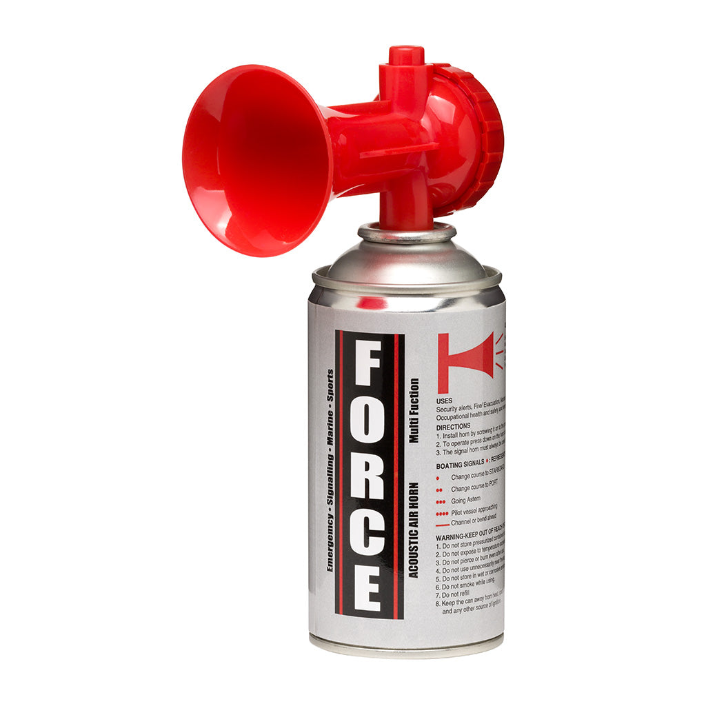 Force Safety Air Horn - 250 ml can